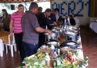 Buffet CHURRASCO